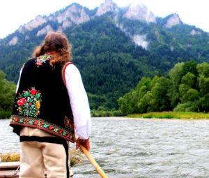 Słowacki Spływ Dunajcem